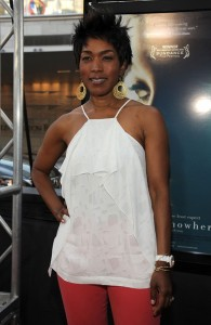 Middle of Nowhere LAFF premiere - Angela Bassett
