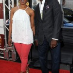 Middle of Nowhere LAFF premiere - Angela Bassett and Courtney B. Vance