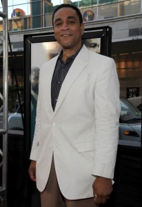 Middle of Nowhere LAFF premiere - Harry Lennix
