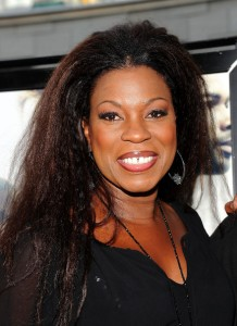Middle of Nowhere LAFF premiere - Lorraine Toussain