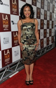 Middle of Nowhere LAFF premiere - Lynn Whitfield