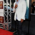 Middle of Nowhere LAFF premiere - Omari Hardwick