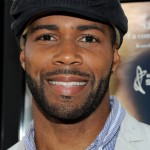 Middle of Nowhere LAFF premiere - Omari Hardwick 2