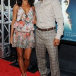 Middle of Nowhere LAFF premiere - Salli Richardson-Whitfield and Dondre Whitfield