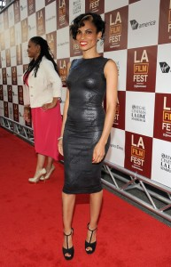 Middle of Nowhere LAFF premiere - singer Goapele