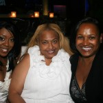 Natasha C. Coward, Flo Anthony, Donna Torrence
