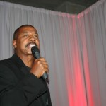 Robert Townsend singing