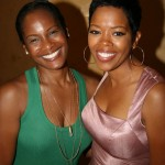Robinne Lee and Malinda Williams 2