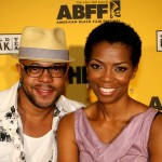 Rockmond Dunbar and Vanessa Williams