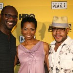 Roger Bobb, Vanessa Williams, and Rockmond Dunbar