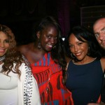Sandra 'Pepa' Denton, Marilyn Mitchell, Lynn Whitfield, Dave Casey