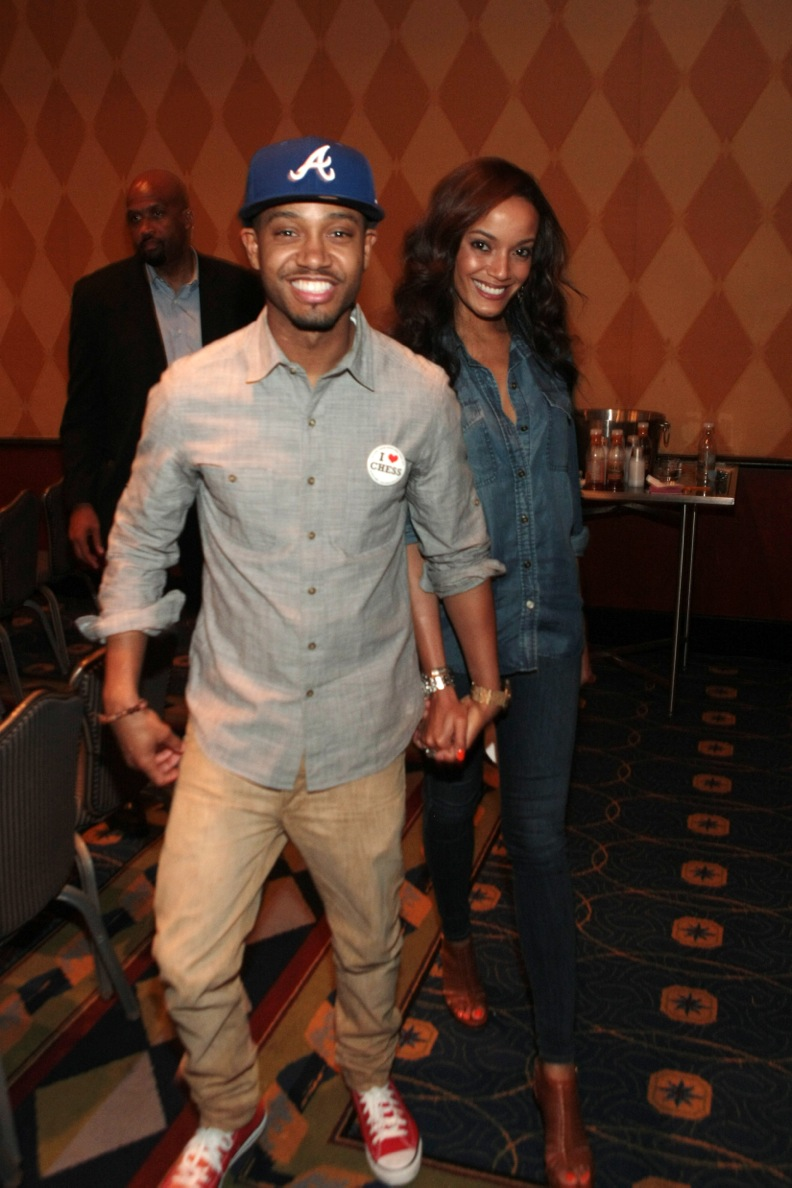 Terrence J. and Model Selita Ebanks - blackfilm.com/read ...