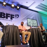 Think Like A Man producers Will Packer, Rob Hardy, director Tim Story, actor Terrence J
