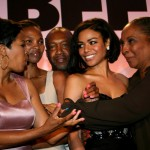 Tracey Ellis Ross, Malinda Williams, Nicole Friday, Jeff Friday, Sherial McKinney, DeEtta West