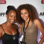 Vanessa Bell Calloway and Mari Morrow