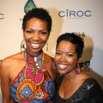 Vanessa Williams and Malinda Williams