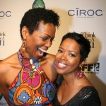 Vanessa Williams and Malinda Williams 2