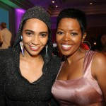 Zero actress Megan Sousa and Malinda Williams