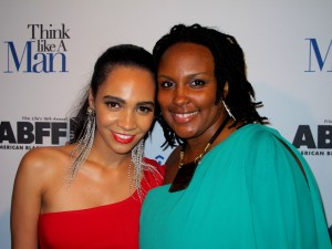 Zero actress Megan Sousa and director Kimberly Townes 2