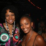 producer Lisa Durden and Vanessa Bell Calloway