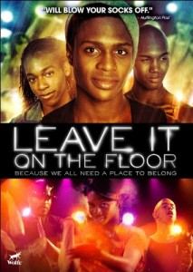 Leave It On The Floor DVD cover