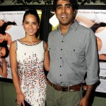 Olivia Munn and Jay Chandrasekhar