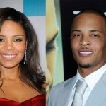 Sanaa Lathan and T.I