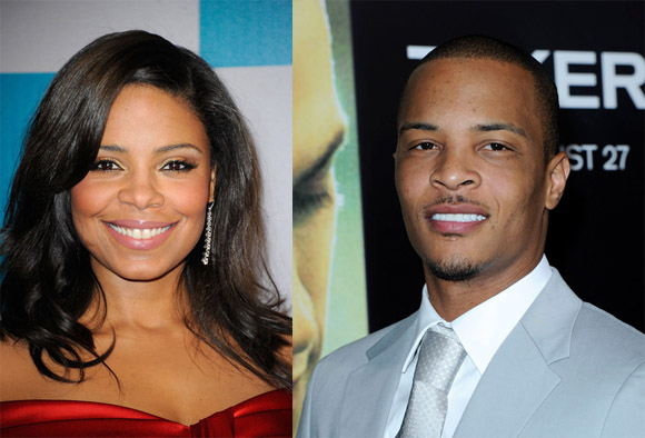 Sanaa Lathan is married to