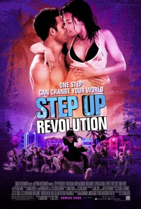 Step Up Revolution poster 1