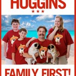 The Campaign vote Huggins poster