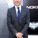 The Dark Knight Rises premiere - David Goyer
