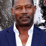 The Dark Knight Rises premiere - Dennis Haysbert
