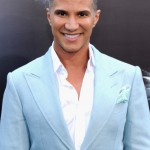 The Dark Knight Rises premiere - Jay Manuel