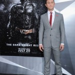 The Dark Knight Rises premiere - Joseph Gordon-Levitt