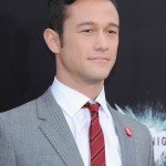 The Dark Knight Rises premiere - Joseph Gordon-Levitt 2