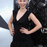The Dark Knight Rises premiere - Juno Temple