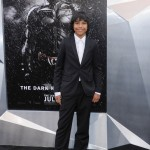 The Dark Knight Rises premiere - Tyler Dean Flores