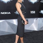 The Dark Knight Rises premiere - Zoe Kravitz 3