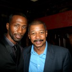 Leon Robinson and Robert Townsend