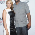 Mike Tyson Undisputed Truth Broadway Premiere - C.C. Sabathia and wife Amber Sabathia