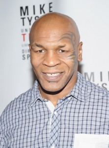 Mike Tyson Undisputed Truth Broadway Premiere - Mike Tyson