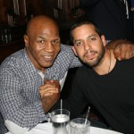 Mike Tyson and David Blaine