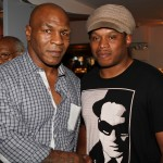 Mike Tyson and Sway Calloway
