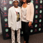 RHS Premiere - Spike Lee and Laila Ali