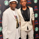 RHS Premiere - Spike Lee and son Jackson Lee