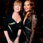 Sparkle LA Premiere Afterparty - Elizabeth Douglas and her daughter Carmen Ejogo