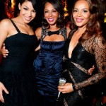 Sparkle LA Premiere Afterparty - Jordin Sparks, Debra Martin Chase, Carmen Ejogo