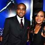 Sparkle LA Premiere - Bobbi Kristina Brown and Nick Gordon