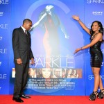 Sparkle LA Premiere - Bobbi Kristina Brown and Nick Gordon 3
