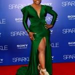 Sparkle LA Premiere - Bre'ly Evans 2